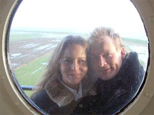 Elke Weiß und Dietmar Kröger