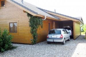 ferienhaus-Ferienhaus Parkplatz