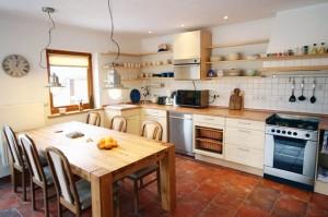 Ferienhaus Nordstern Küche